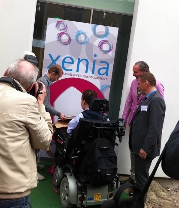 Opening Xenia