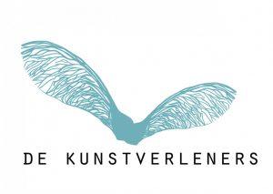 Logo De Kunstverleners 2021